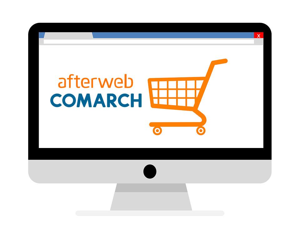 Pozycjonowanie sklepu Comarch