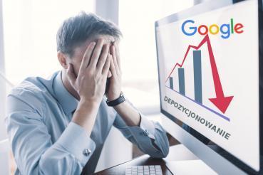 Depozycjonowanie w wyszukiwarce Google