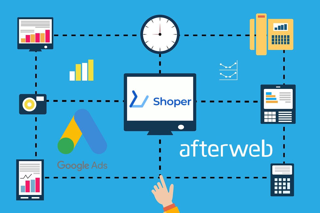 Reklamy w Google Ads sprawią, że potencjalnym klientom łatwiej będzie trafić do Twojego sklepu zbudowanego na CMS Shoper