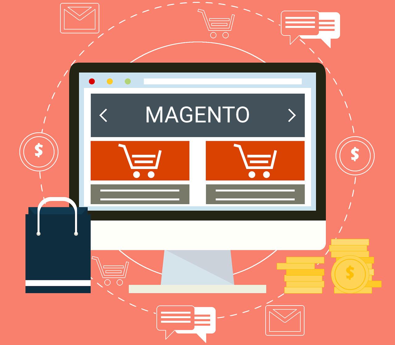 Pozycjonowanie sklepów internetowych na silniku Magento