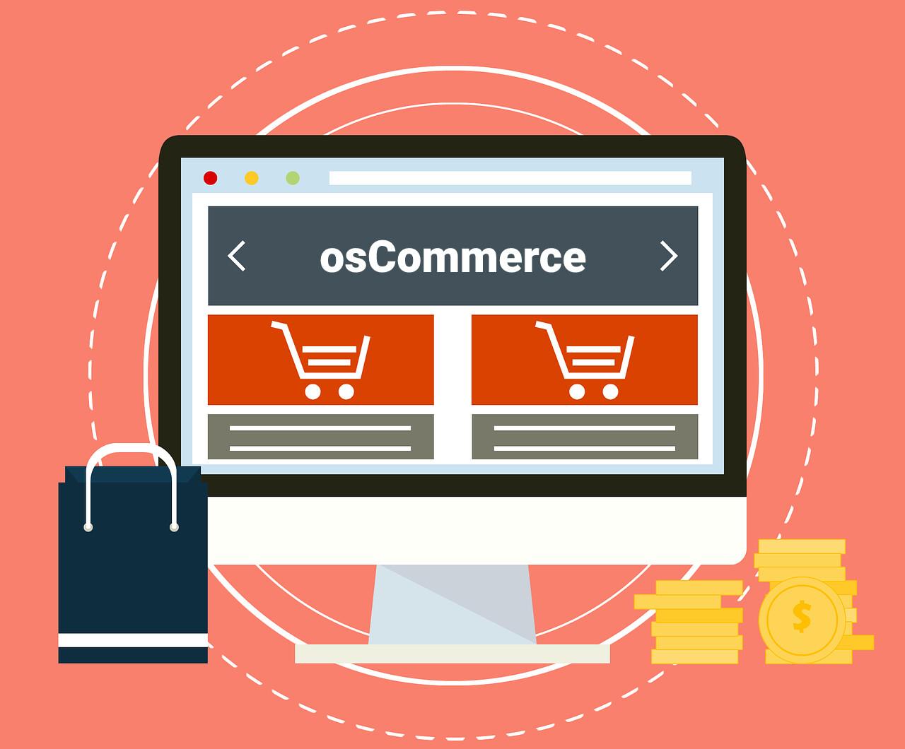 Pozycjonowanie na platformie osCommerce