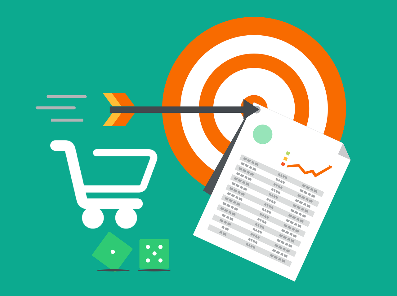 Dla specjalistów SEO WooCommerce będzie środkiem do osiągnięcia celu, jakim jest zwiększenie sprzedaży w Twoim sklepie internetowym