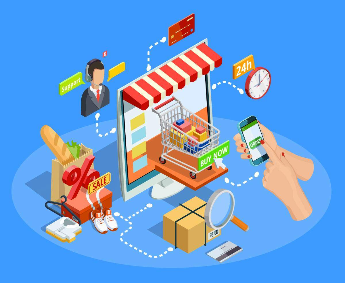 platforma e commerce