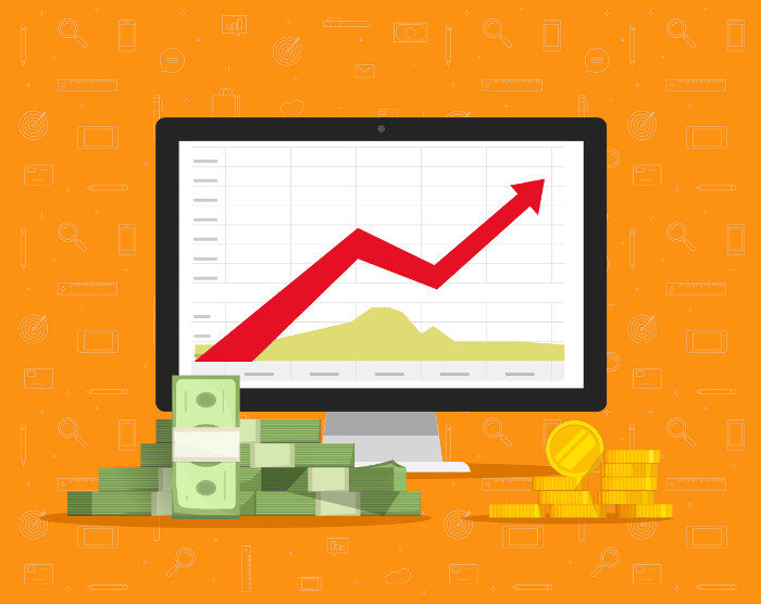 Wzrost zysków - Pozycjonowanie Stron